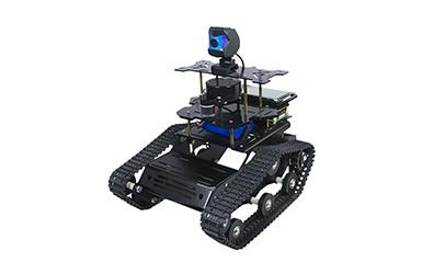 光伏巡检机器人小车